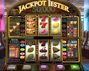 De gokkast Jackpot Jester 50000