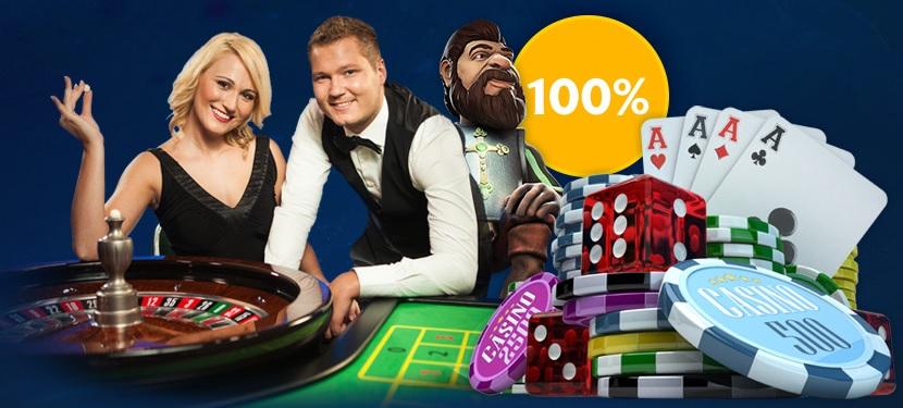 Gebruik casino bonussen voor spellen in het online en live casino