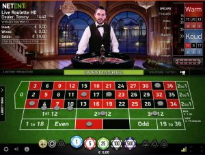 Worldclass Live Casino