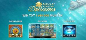 Jackpot slots Mega Fortune Dreams