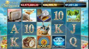 mega fortunes