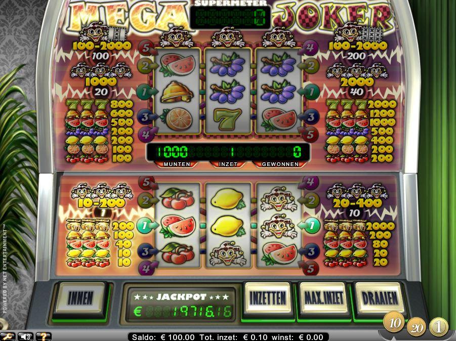 Jackpot Slots mega joker